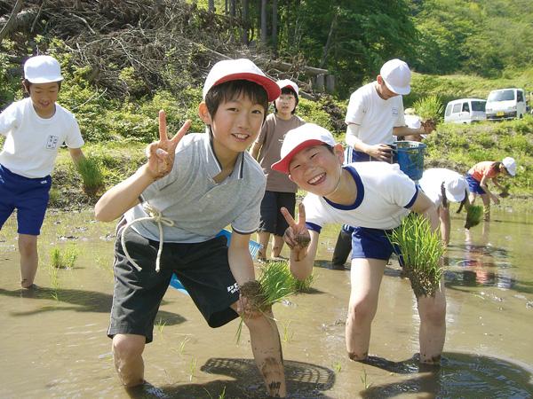 【事例】子ども農山漁村交流プロジェクト